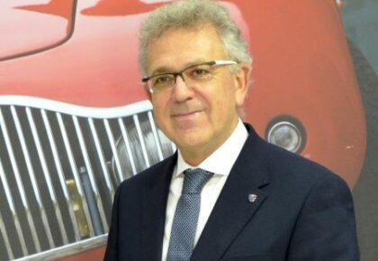 Alberto Scuro, presidente ASI