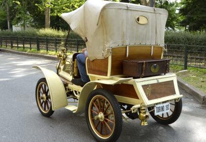 Circolazione veicoli storici