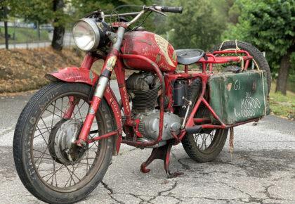 Ducati 175 Giro del Mondo 1957
