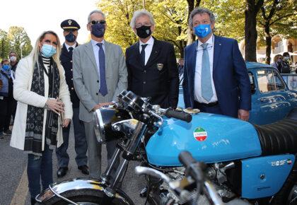 ASI a Bergamo Giornata Nazionale Veicolo d'Epoca