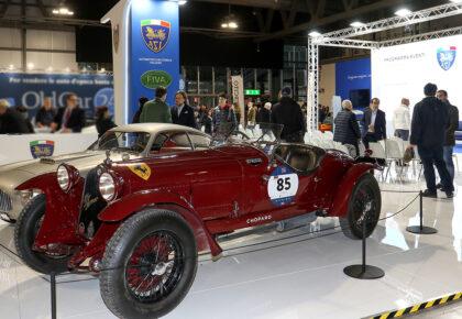 ASI a Milano AutoClassica 2020
