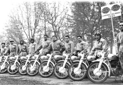 Moto Mondial 1950