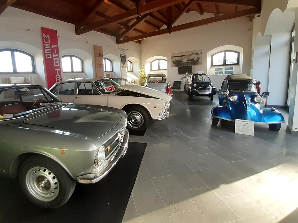 Museo Piero Taruffi di Bagnoregio