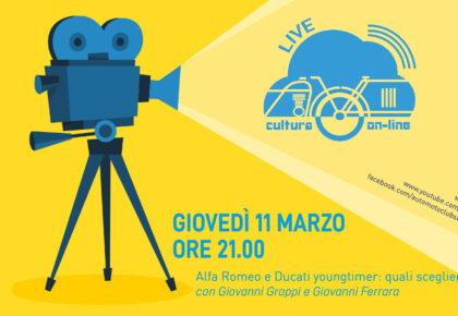 cultura online live puntata 2